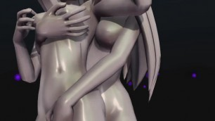"""ASFR Statue MMD """"IKTS"""