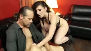 A Lucky Man Gets a Private Sara Jay