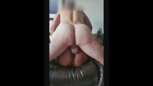 Emptying his Balls inside my Hole